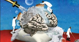 Spalare pe creier